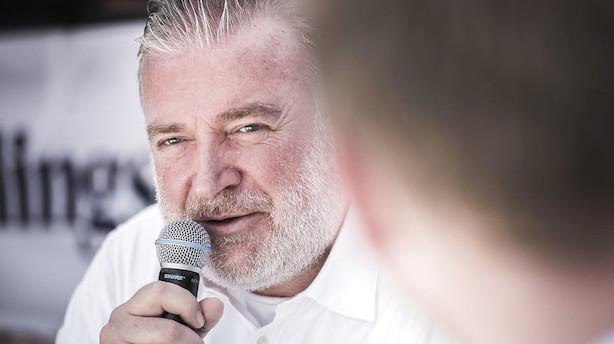 Lars Seier køber bid af israelsk laboratoriekød