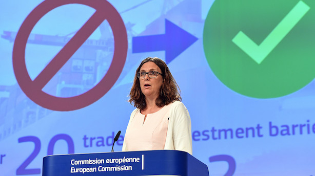 Christian Bjørnskov: Ambitioner om øget frihandel ender i skjult protektionisme