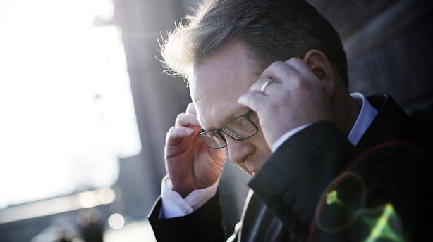 """Danske Bank forudser rentechok til efteråret: """"Vi får en ny rystetur"""""""