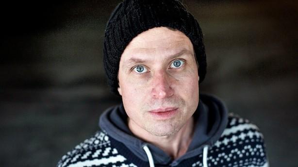 Tomas Lagermand Lundme har forvandlet sine dagbøger til 30 romaner