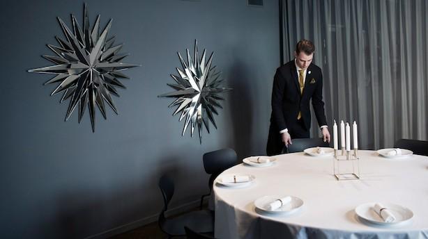 Elegant lækkerhed på ung fynsk toprestaurant
