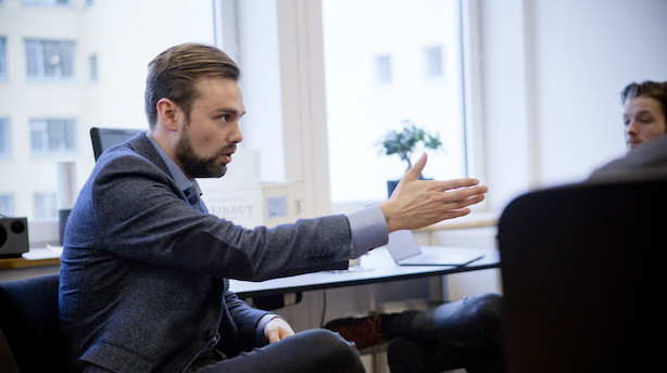 "33-årige Daniel Daugaard har ikke holdt fri i to år: ""Vi ramte det perfekte tidspunkt at starte"""