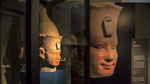 Glyptoteket åbner dørene for anmelderrost Farao-udstilling en sidste gang