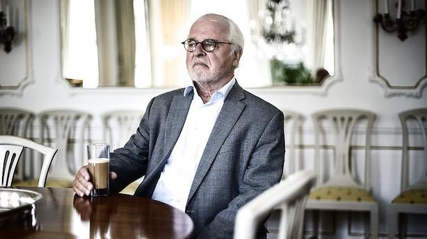 Antydning om aftalt spil fik Johan Schlüter op i det røde felt