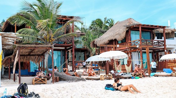 Tulum er et paradis med postkortværdige strande og krystalklare cenoter