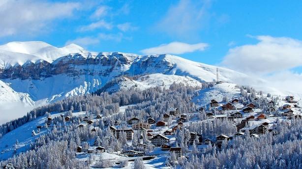 Simultan skitur og forårsferie på rivieraen