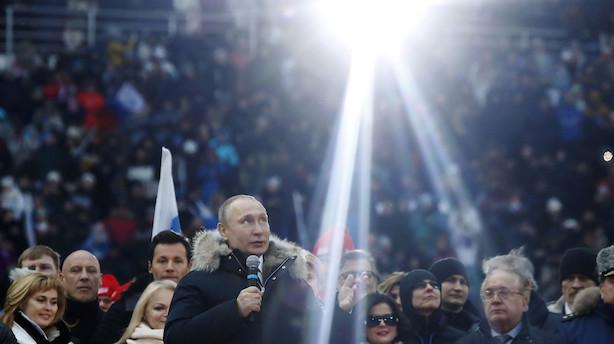 Kronik: Er Putin den barmhjertige samaritaner?