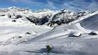 Uafbrudt skiløb ved schweiziske Titlis