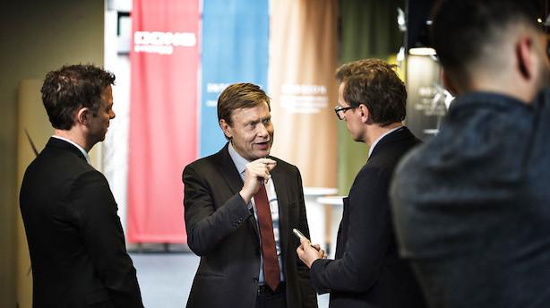 """Ørsted-formand: """"Handelskrig vil være en skidt ting"""""""