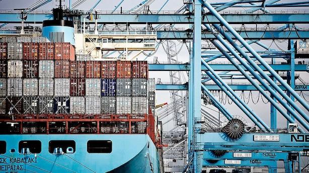 Utilfredse havnekunder får APM Terminals til at skifte strategi