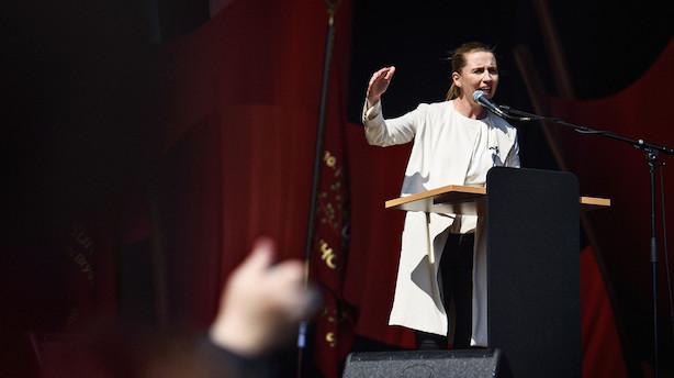 Helle Ib: Frederiksens kamp i egen rede