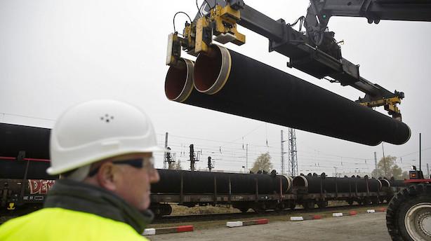 """EU-Parlamentet giver grønt lys til bekæmpelse af Nord Stream 2: """"Det bliver meget voldsomme forhandlinger"""""""