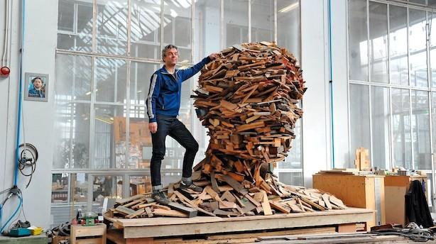 Genbrugs-konge skal lave møbler fyldt med fejl for Ikea