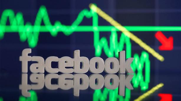 """Facebook-aktien er usikker som aldrig før: """"Jeg ville absolut ikke købe den i denne shitstorm"""""""