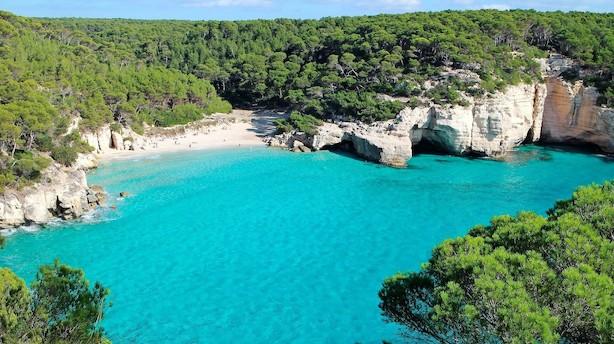 Mallorcas smukke lillesøster er ikke til fals for turister