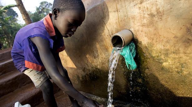 Kronik: Mangel på vand er en af de største udfordringer for global sikkerhed