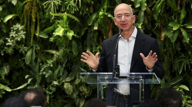 Børsen mener: Velkommen til Amazon