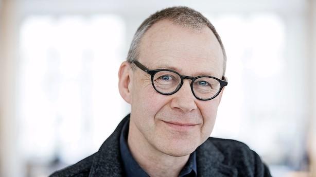 """Arkitekt Erik Brandt Dam: """"Vi skal bygge videre på det vi har"""""""