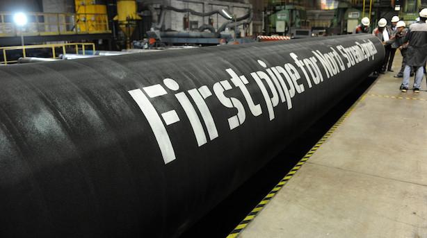 Debat: Optræk til et klart dansk nej til Nord Stream 2