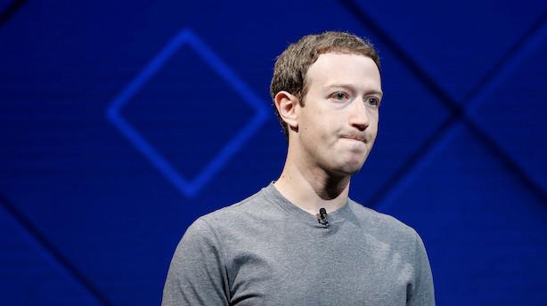 Børsen mener: Få det nu lært, Facebook - privatliv er det nye sort
