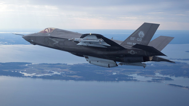 Kronik: Next stop - Lockheed Martin, Texas