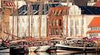 Hotel Hafen: Hyggelig indretning og central placering i havnebyen Flensborg