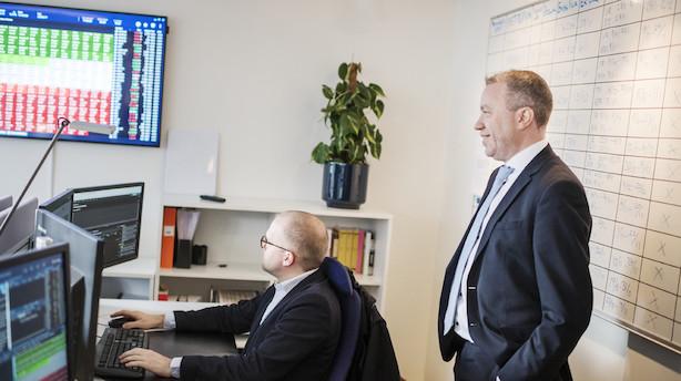 Svensk børs for mindre aktier melder klar til Danmark