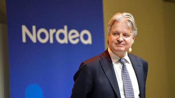 Nordea-boss skal genvinde kunder efter års dødvande