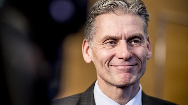 Sådan vil Thomas Borgen slå sidste års rekordresultat