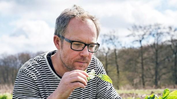 Søren Ejlersen er topchefen, der hellere ville spille på planter end sælge dem