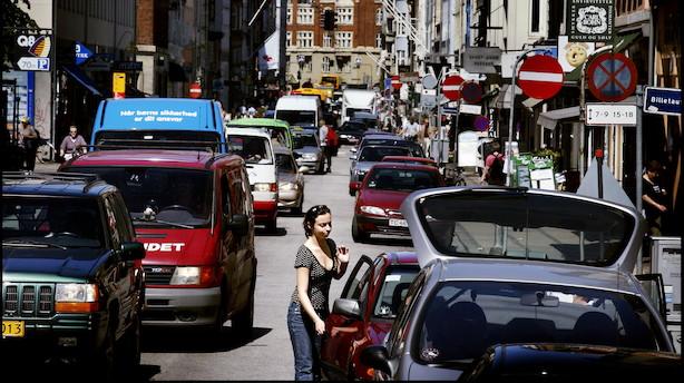 Børsen mener: V svigtede København - nu kommer regningen