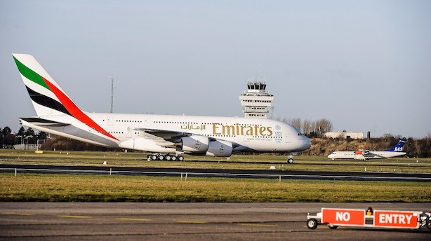 Emirates' økonomiklasse imponerer
