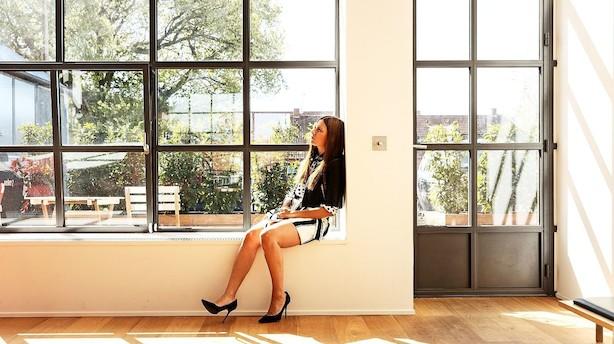 """Sahra-Josephine Hjorth om at være kvindelig iværksætter: """"Man må bruge de fordele, man har"""""""