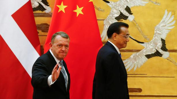 Debat: Frygt ikke kinesiske investorer