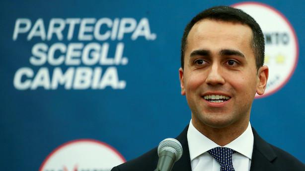 Børsen mener: Populisme er en glidebane mod italienske tilstande