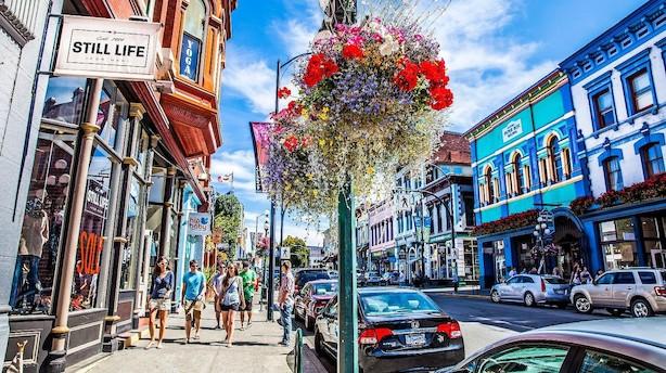 Vancouver er mangfoldig og mageløs