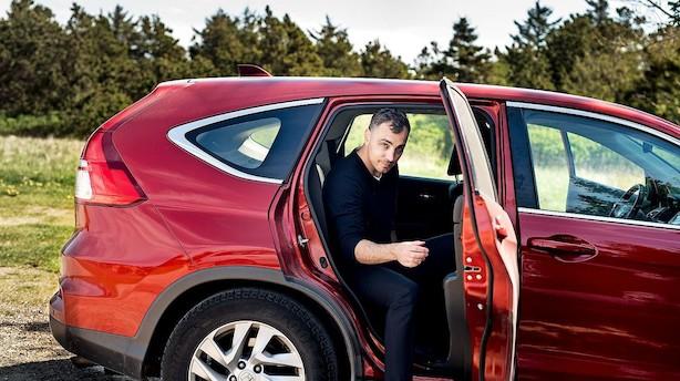 """Gomore-manden, der fik os til at dele biler: """"I starten havde vi ingen penge og ingen planer"""""""
