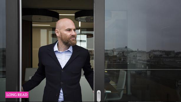 """Rene Rechtmans vilde vej til toppen: """"Skal vi betale løn til vores medarbejdere eller skal vi betale leverandørerne?"""""""