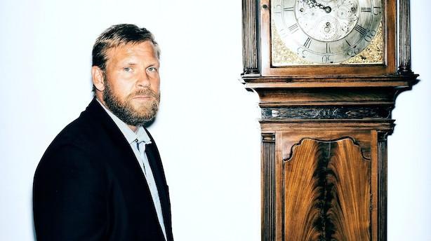 Sådan smager aktiehajens egen medicin: Her er Michael Friis Jørgensens investeringer