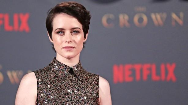 Dronningen fra Netflix' dyreste serie