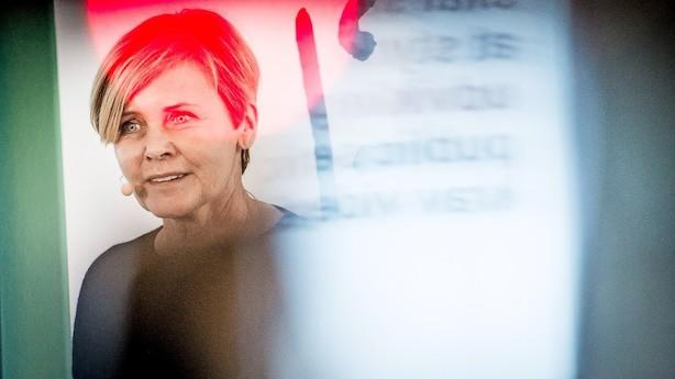 Helle Ib: VLAKs ambitioner om privatisering af TV2 hænger i en tynd tråd