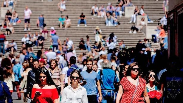 """Opsigtsvækkende udmelding: """"Markedet underminerer regering i Italien"""""""
