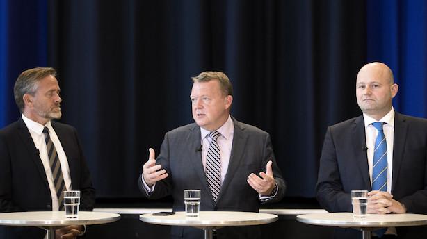 Helle Ib: Nu opgiver de igen - endnu en reform