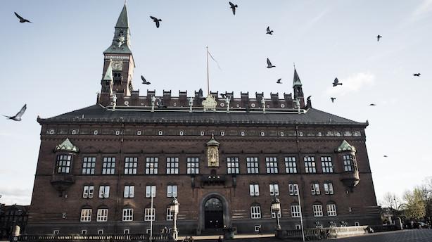 Kronik: Opskriften er klar - kom i gang København