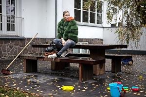 """God weekend med Christiane Schaumburg-Müller: """"Liam opdaterer mig på, hvad der sker i verden."""