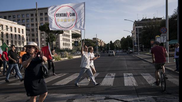 Kronik: Straf ikke italienerne for regeringens synder