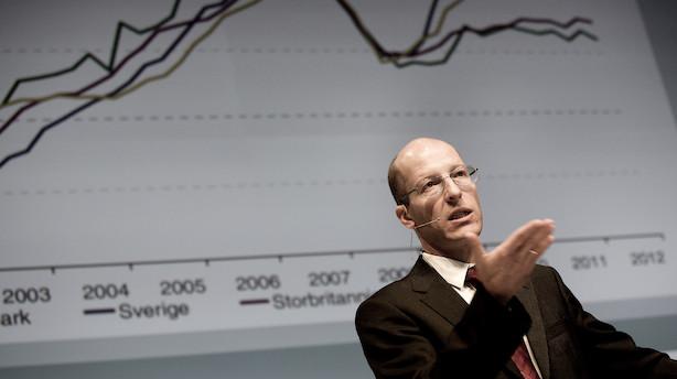 Kronik: Vi har lært af finanskrisen og taget farten af
