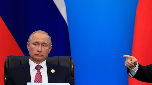 Kronik: Ruslands dage som stormagt er talte