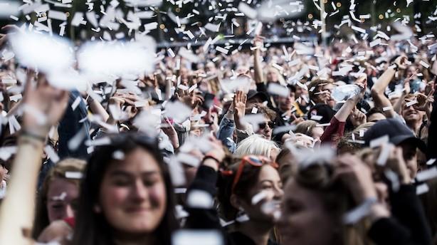 Festivaler er gode for sjælen