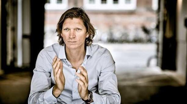 Skype-stifter: Danske pensionskæmper sidder for hårdt på sparegrisen
